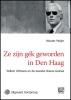Wouter  Meijer,`Ze zijn gek geworden in Den Haag¿ - grote letter uitgave