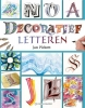Jan  Pickett ,Decoratief letteren
