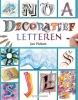 <b>Jan  Pickett</b>,Decoratief letteren