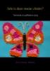 <b>Berna  Roorda - Nefkens</b>,Wie is deze mooie vlinder?