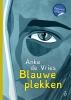Anke de Vries ,Blauwe plekken - dyslexie uitgave