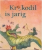 Schubert, I.,Display krokodil is jarig 10 ex