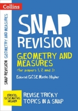 Collins GCSE Geometry and Measures (for papers 1, 2 and 3): Edexcel GCSE 9-1 Maths Higher