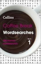 Collins Coffee Break Wordsearches book 1