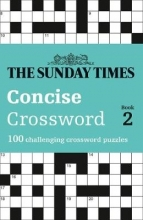 The Times Mind Games The Sunday Times Concise Crossword Book 2