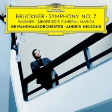 Nelsons , Cd bruckner /wagner symphony 7 /siegfried`s funeral march
