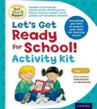 Hunt, Roderick Read With Biff, Chip and Kipper  Let`s Get Ready For School
