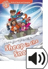 Shipton, Paul Oxford Read and Imagine: Level 2. Sheep in the Snow Audio Pack
