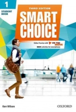 Wilson, Ken Smart Choice 1: Student Book with Online Practice and On The Move