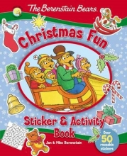 Berenstain, Jan,   Berenstain, Mike The Berenstain Bears Christmas Fun