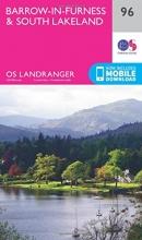 Ordnance Survey Barrow-In-Furness & South Lakeland