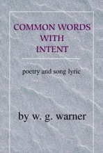 W G Warner Common Words with Intent