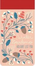 Olwen, Elizabeth Winter Gardens List Pad