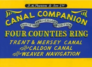 Michael Pearson Pearson`s Canal Companion - Four Counties Ring