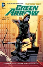 Lemire, Jeff Green Arrow 6