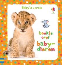 *Baby's eerste boekje over baby dieren