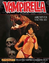 Bea, Jose Vampirella Archives 6
