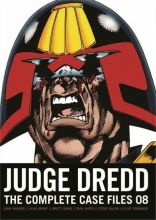 Wager, John,   Grant, Alan Judge Dredd: The Complete Case Files 8