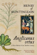 Of Huntingdon, Henry Anglicanus Ortus - A Verse Herbal of the Twelfth Century