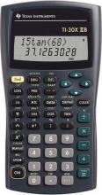 , calculator Ti-30 X IIB
