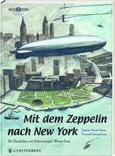 Meyer, Stephan Martin Mit dem Zeppelin nach New York