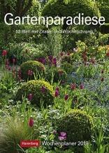 Gartenparadiese 2019 Wochenplaner
