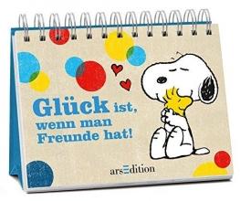 Schulz, Charles M Gl�ck ist, wenn man Freunde hat!