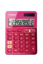 , Rekenmachine Canon LS-123K roze