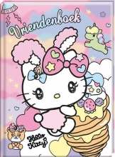 , Vriendenboek Hello Kitty - LOS - FSC MIX CREDIT