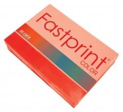 , Kopieerpapier Fastprint A4 80gr felrood 500vel