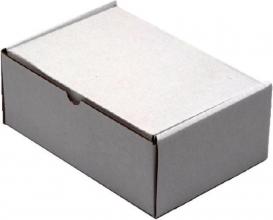 , Postpakket CleverPack golfkarton 220x160x90mm wit 25stuks