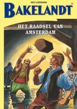 Hec  Leemans Bakelandt 22 Het raadsel van Amsterdam