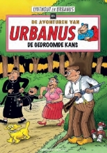 Willy  Linthout Urbanus 155 De gedroomde kans