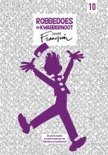 André,Franquin Robbedoes en Kwabbernoot Door Franquin Hc10