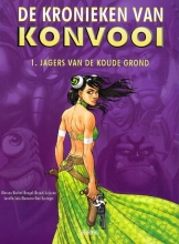 Morvan,,Jean-david Konvooi, de Kronieken van Hc01