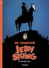 Jijé Jerry Spring Compleet Hc01