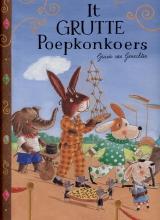 Guido Van Genechten , It grutte poepkonkoers