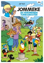 Nys,,Jef Jommeke 204