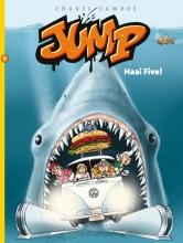 Charel  Cambré JUMP 8 Haai Five!