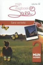 Ria Maes , Mijn dagboek Sara Volume 32 Sara verliefd