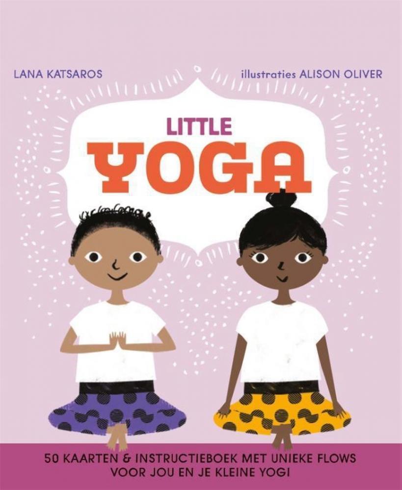 Lana Katsaros,Little yoga - kaartenset