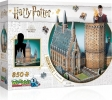 <b>W3d-2014</b>,Wrebbit puzzel 3d - harry potter hogwarts great hall - 850