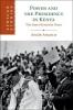 Anais (Universitat Wien, Austria) Angelo, Power and the Presidency in Kenya