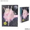 ,<b>Fantasy model dagboek met geheime code ballet</b>