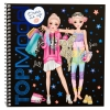 ,<b>Topmodel dress me up stickerbook</b>