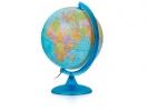 ,<b>globe Night & Day 25cm met kunststof voet en verlichting</b>