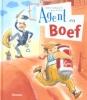 <b>Tjibbe Veldkamp &amp; Kees de Boer</b>,Agent en Boef