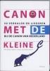 <b>Theo Meder</b>,Canon met de kleine c