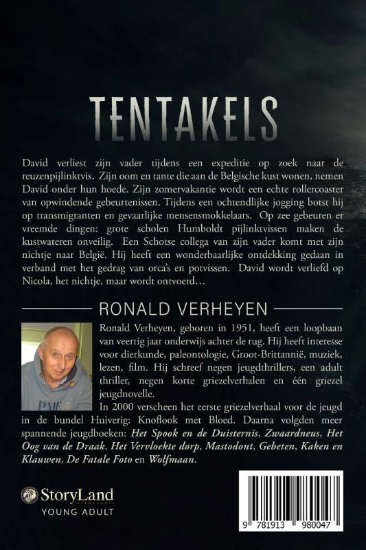 Ronald Verheyen,Tentakels