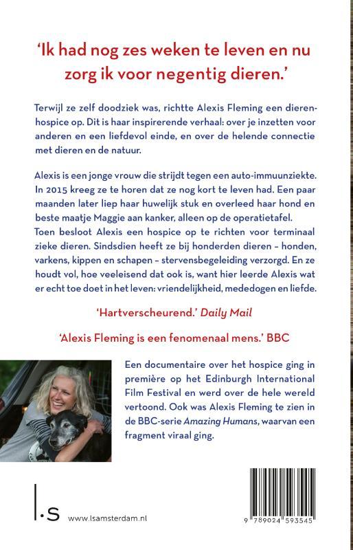 Alexis Fleming,Alle dieren tellen mee